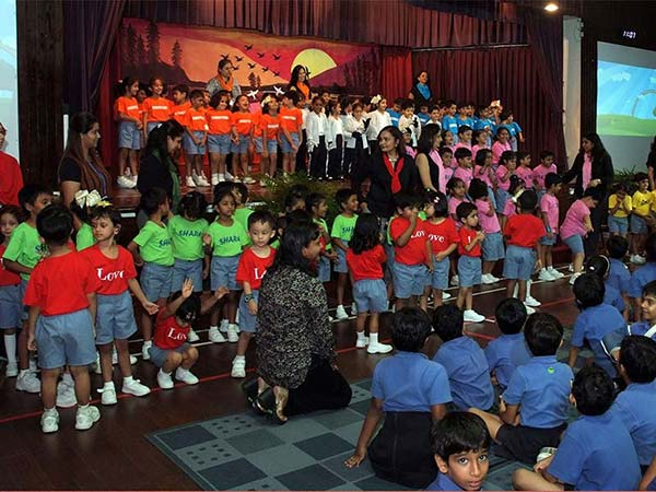 Early Years Annual Day 2018 - 2019