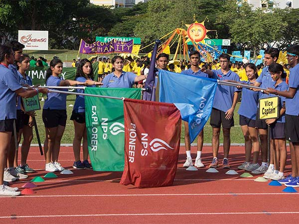 Annual Sports Day 2018- 2019 (High School)